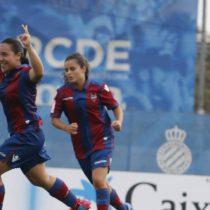 Charlyn Corral Levante Hat trick