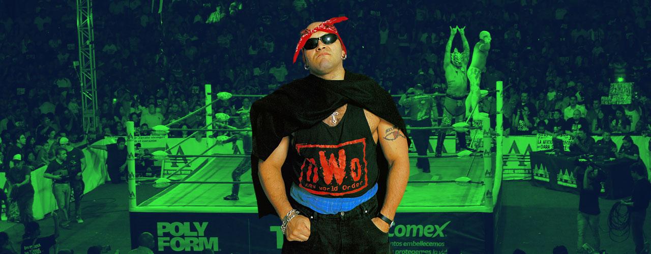 Konnan Triple AAA Relación
