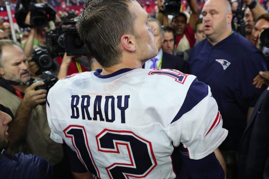 Jersey Tom Brady Robo