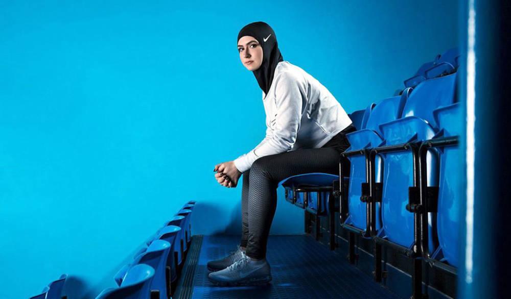 Pro Hijab Nike Atletas musulmanas