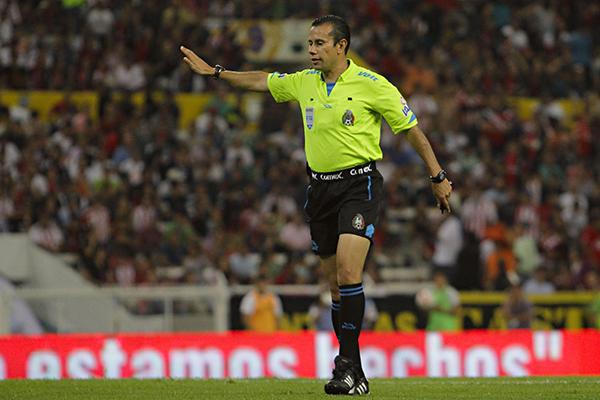 huelga árbitros