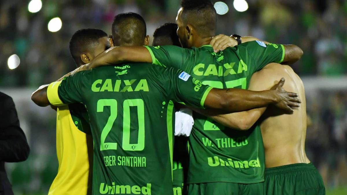 Chapeconse Copa Libertadores