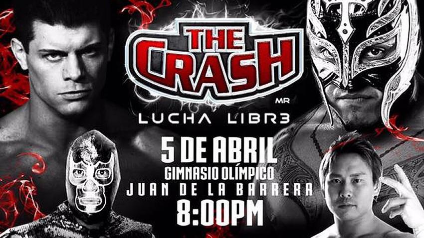 The Crash Ciudad de México