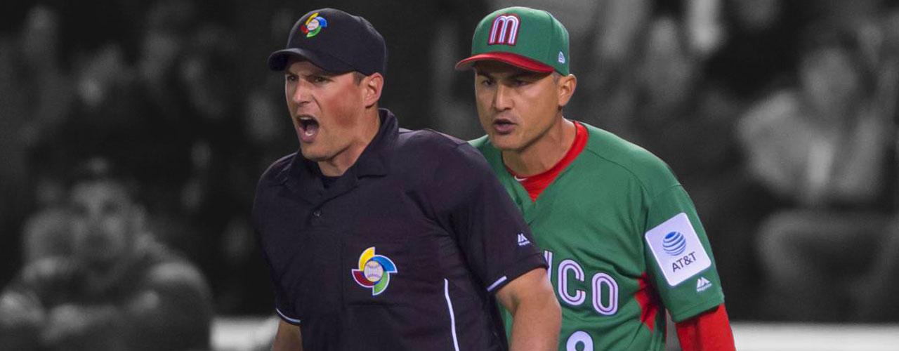 WBC Clásico Mundial de Beisbol México Eliminación