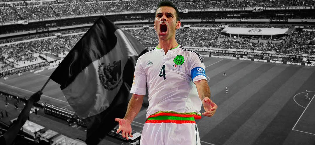 Rafael Márquez México Insustituible Selección