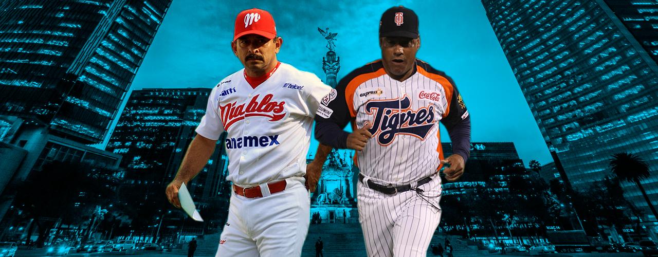 Guerra Civil Diablos Tigres Ciudad de México