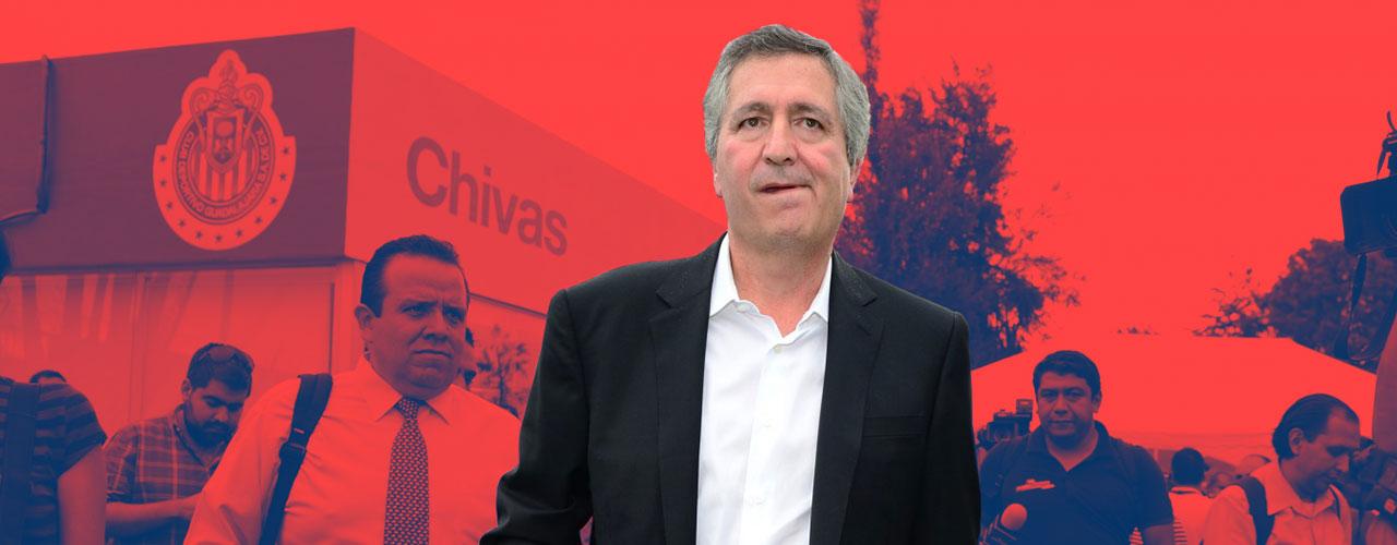 Jorge Vergara Chivas Pendientes Camino