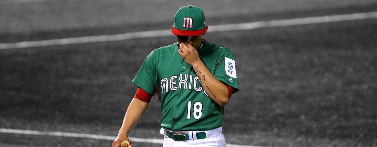 México pitcheo clásico mundial de beisbol