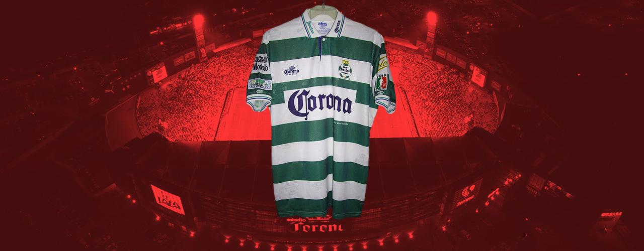 Corona Sport Santos Toluca éxito