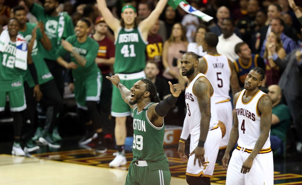 Cavs Celtics NBA Space Jam Canción