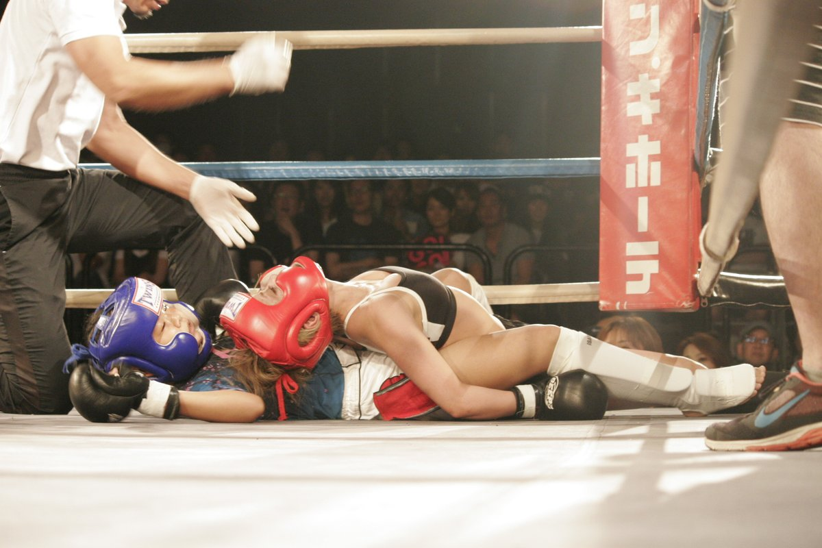 Momo Shimizu niña 12 años pelea MMA Japón
