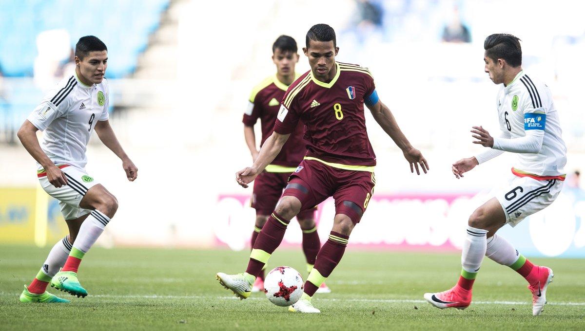 Selección Mexicana Sub 20 Mundial Corea del Sur