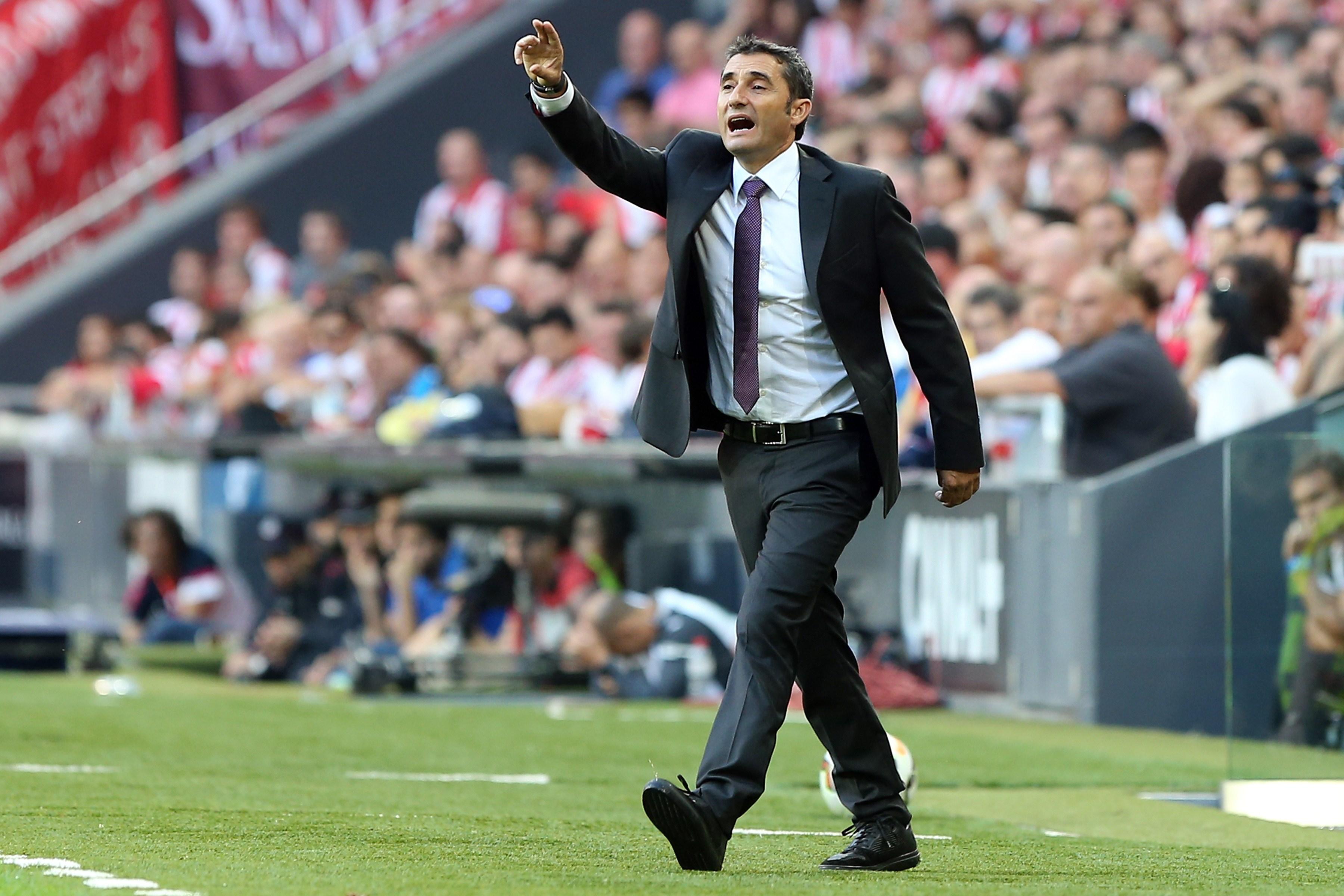 Ernesto Valverde Barcelona nuevo técnico