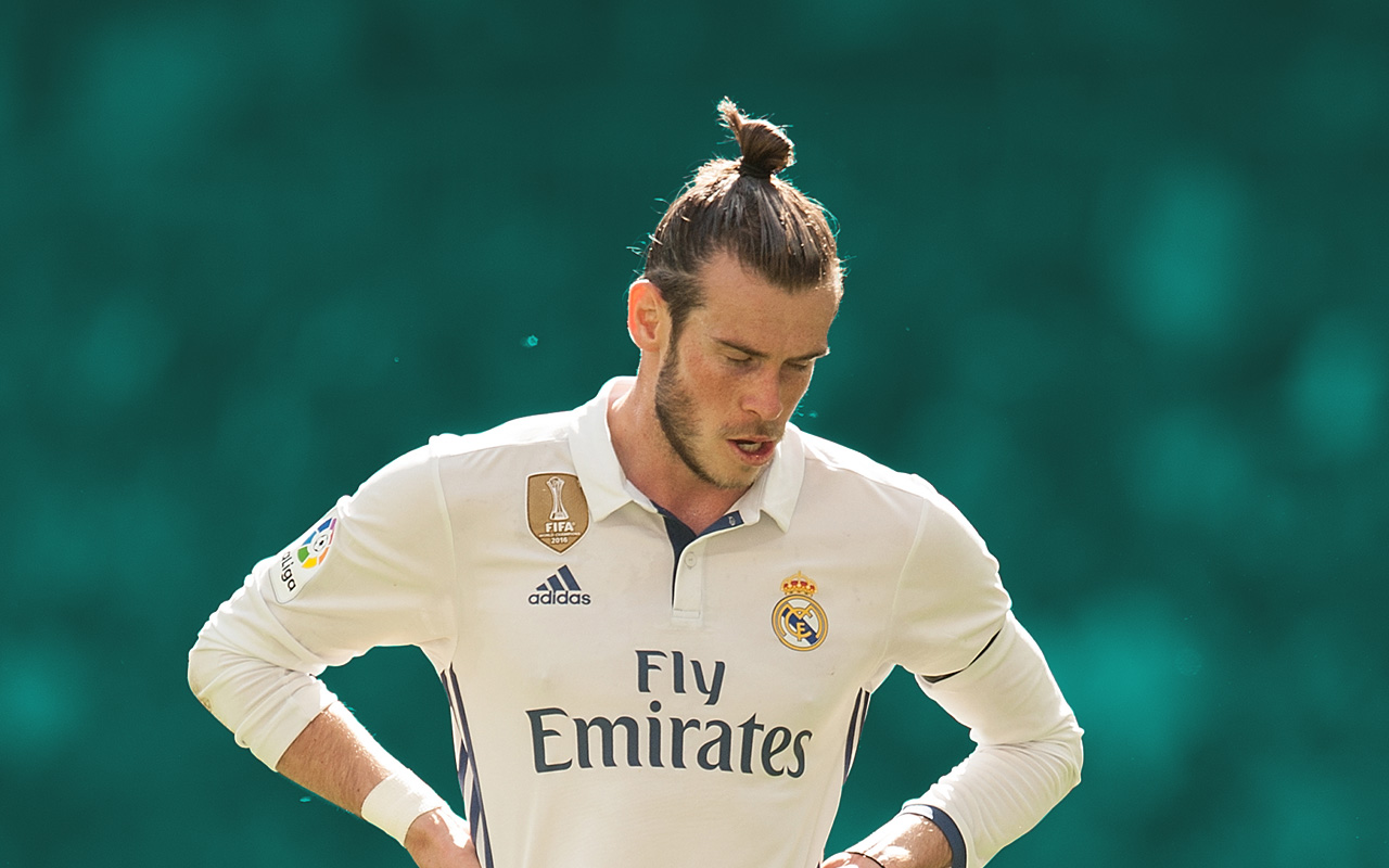 Gareth Bale lesiones reemplazable Real Madrid