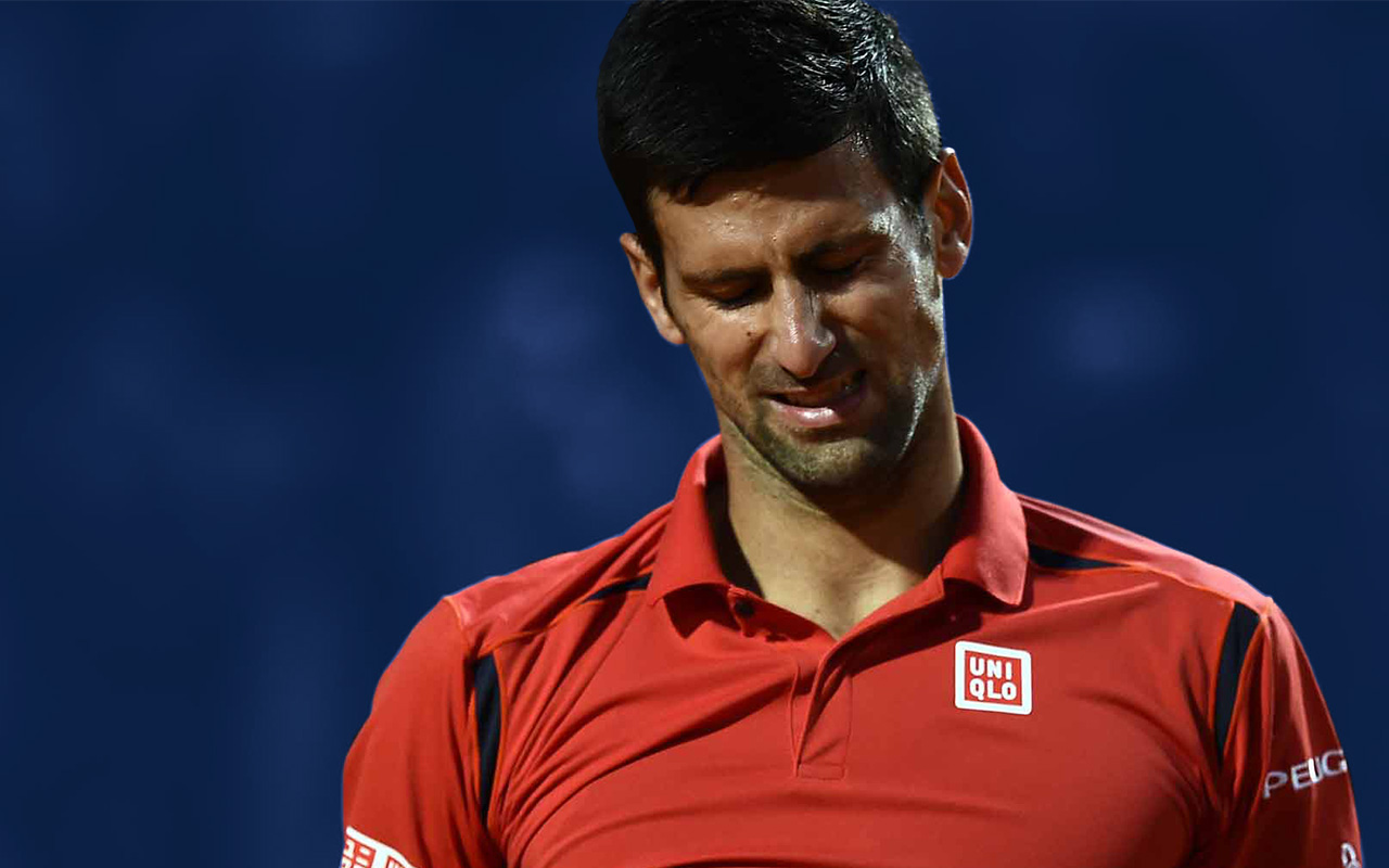 Novak Djokovic reencontrarse mejor versión caída