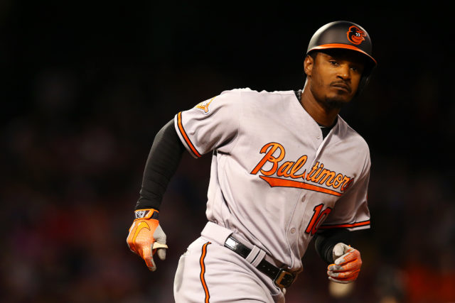 Adam Jones Baltimore Oriols Racismo