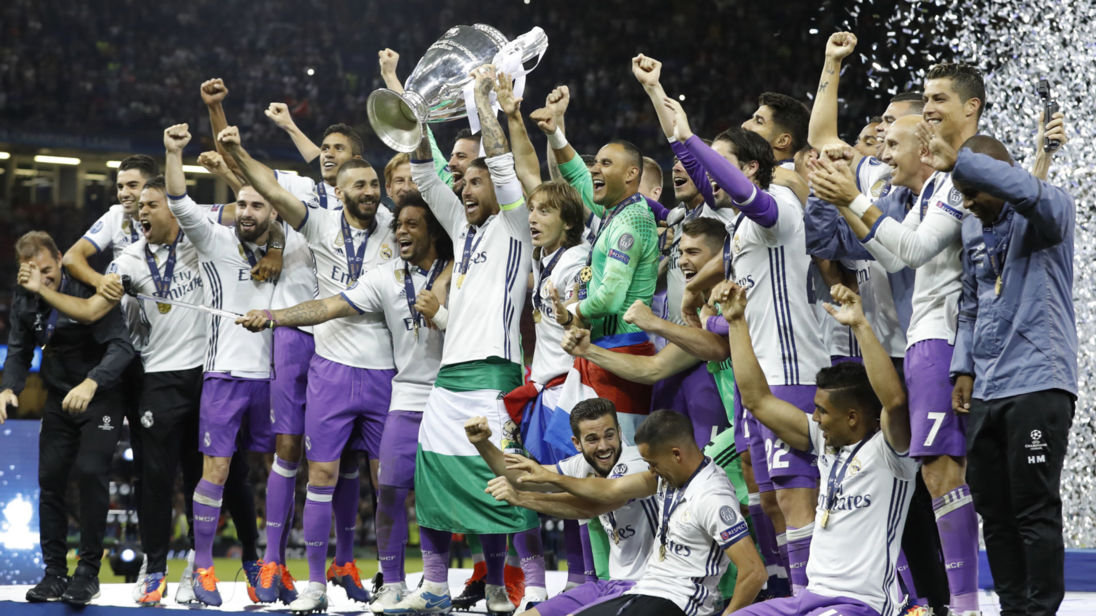 Facebook Champions League Transmisión