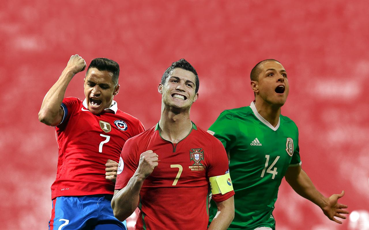 Copa Confederaciones Mundial Previa