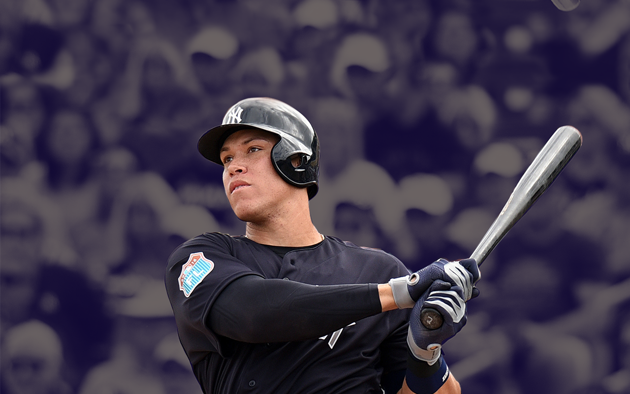 Aaron Judge Yankees Novato