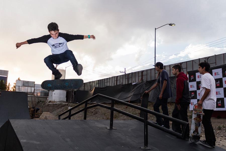 Vans Skate Día internacional
