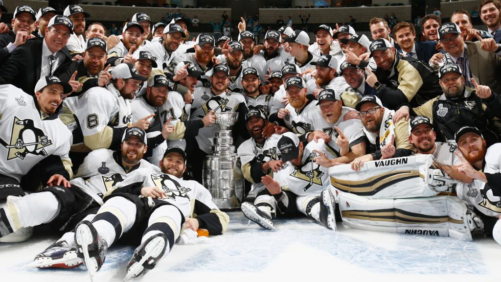 Pittsburgh Penguins Stanley Cup Bicampeonato