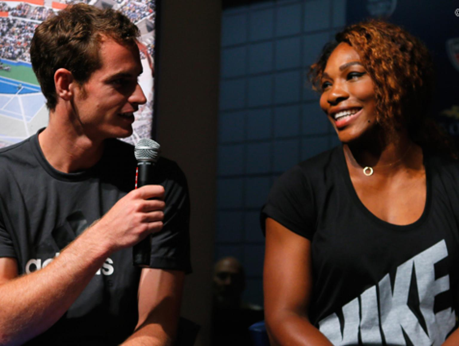 Andy Murray, Serena Williams, tenis, femenino, Venus Williams, Wimbledon, ATP, WTA