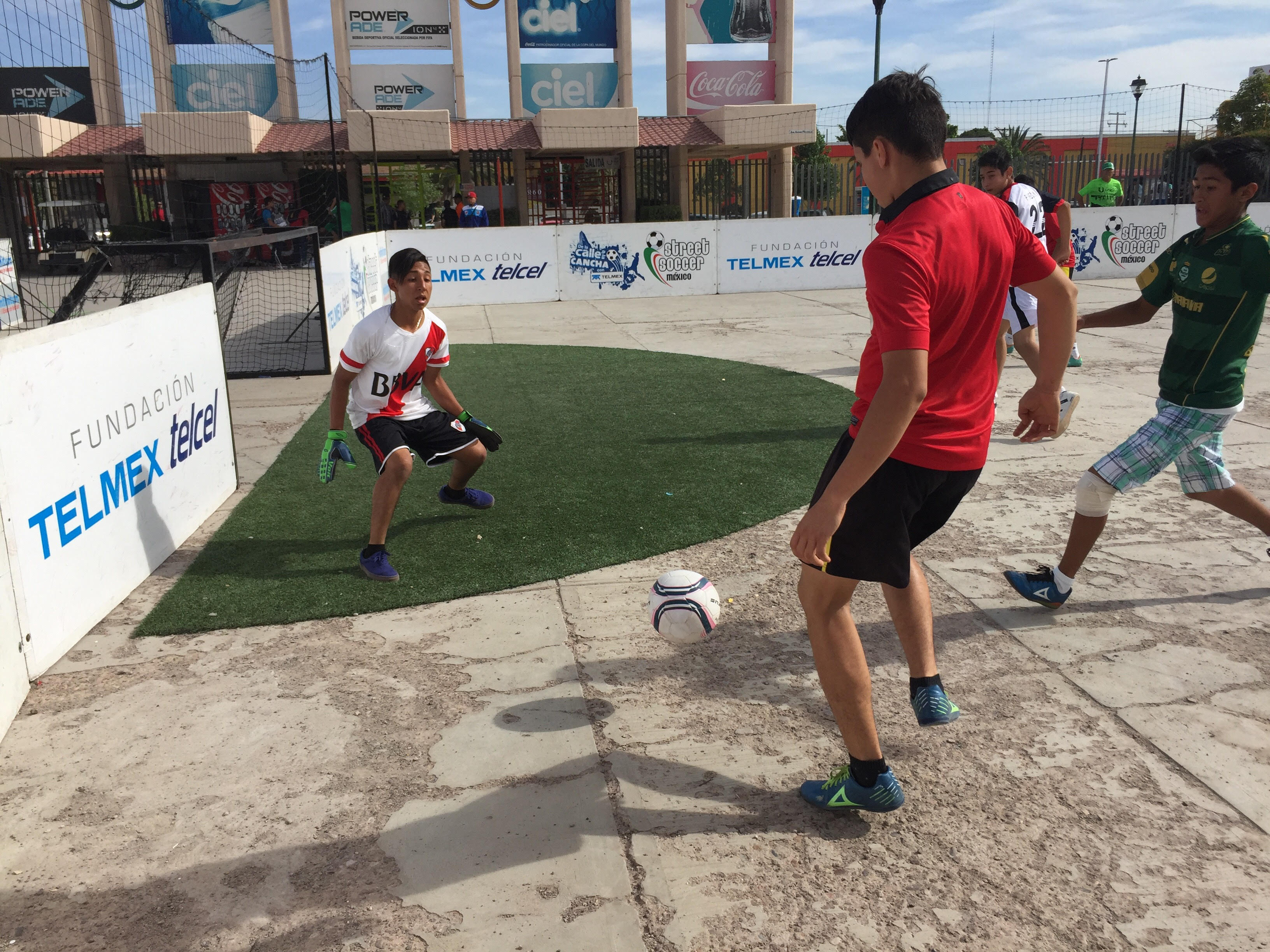 Street Soccer, Torneo Nacional, Cuernavaca, Copa Mundial, Viajan, De la calle a la cancha, listos, inician, Morelos