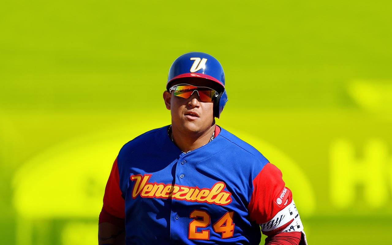 Beisbol Venezuela Crisis Daño Miguel Cabrera