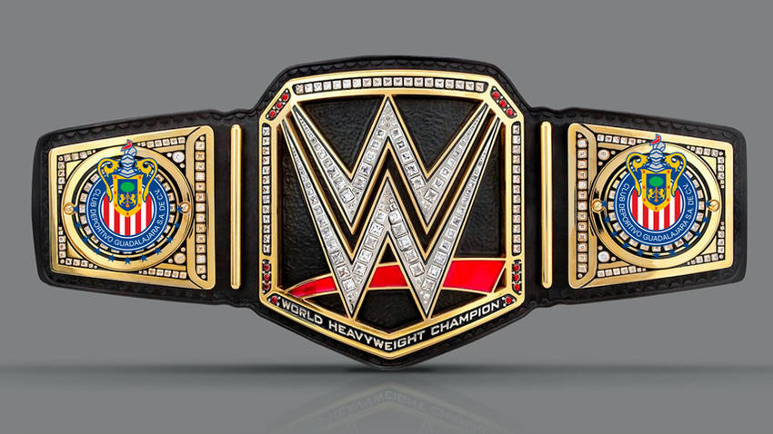 Chivas, campeón, WWE, Triple H, Liga MX, lucha libre, Apertura 2017, Guadalajara