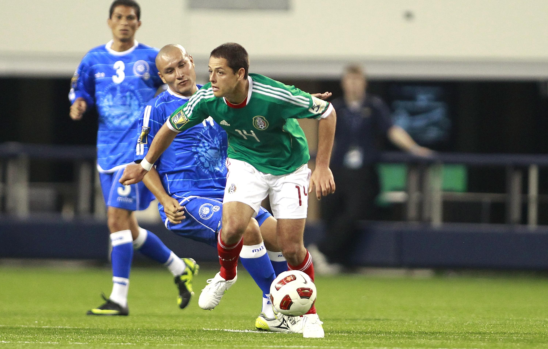 México El Salvador Copa Oro 2002 2011 Triunfos