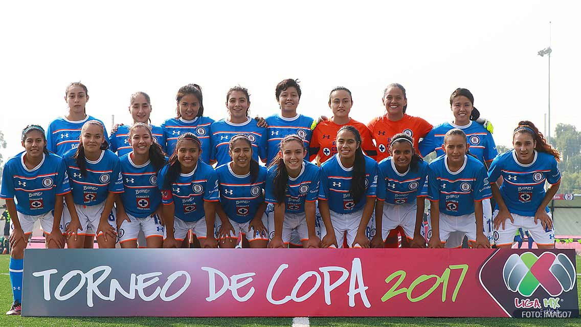 Cruz Azul, futbol femenil, Under Armour, Liga MX, patrocinadores, futbol mexicano
