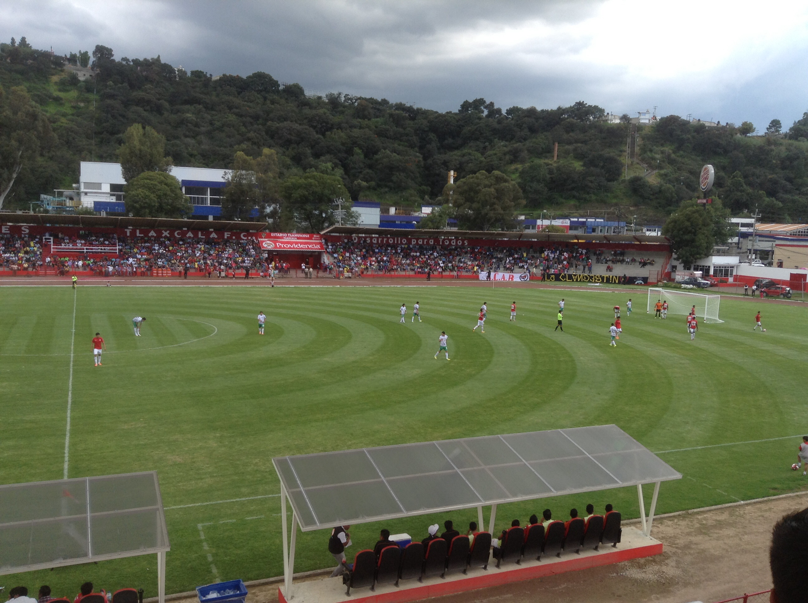 Ampliación, estadio Tlahuicole, Coyotes, Ascenso MX, Gobierno del estado, proyecto, Tlaxcala