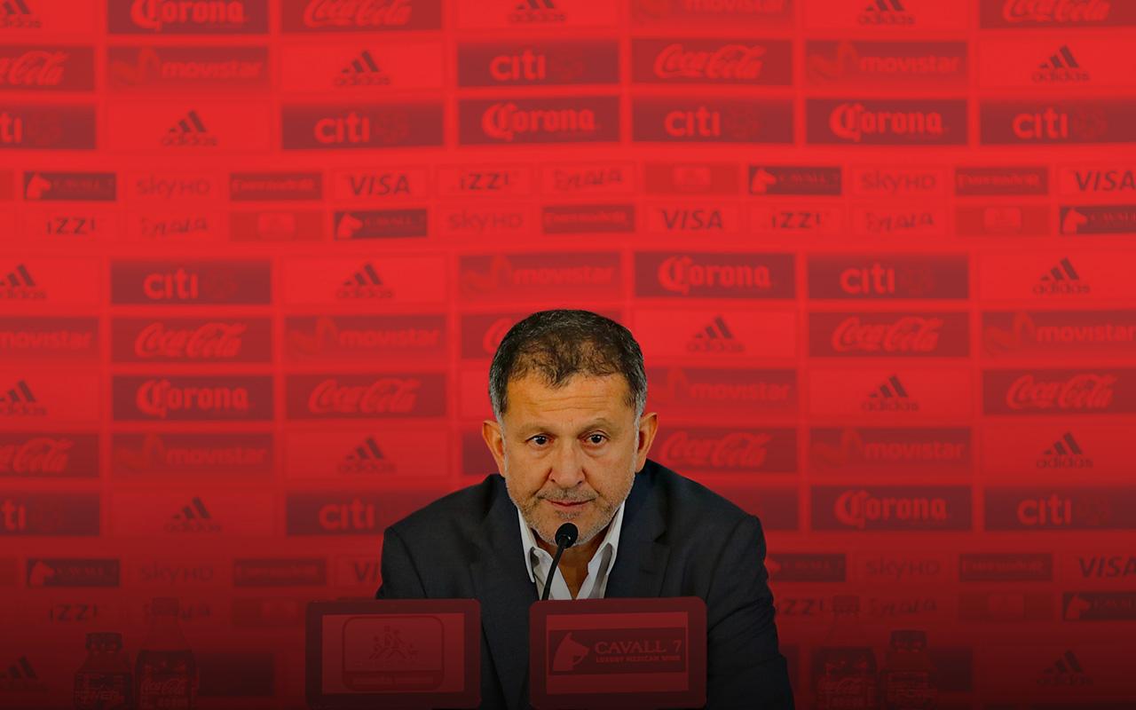 Juan Carlos Osorio Continuidad México Selección Futuro
