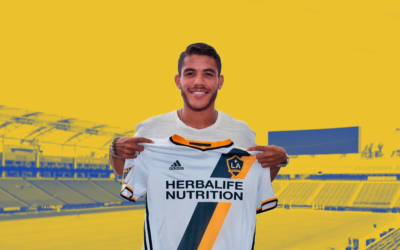 Jonathan Dos Santos Galaxy Fichaje MLS