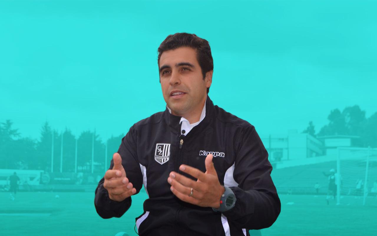 Marcelo Michel Leaño, Zacatepec, Entrenador, reporteros, hombre de futbol, selva cañera, aficionados, perfil