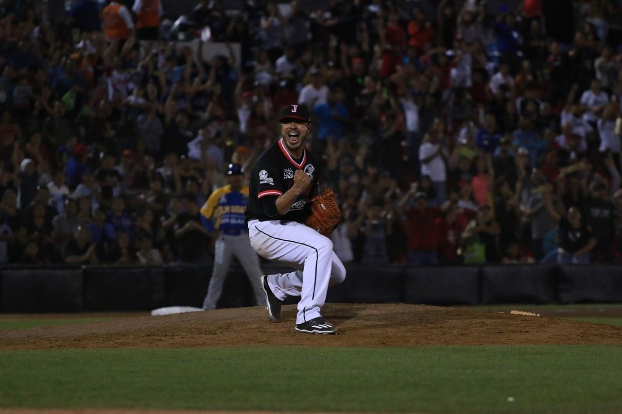 Toros de Tijuana, sin hit ni carrera, juego, LMB, Manny Barreda, Pitcher, Beisbol, Estadio Gastmar, Olmecas de Tabasco