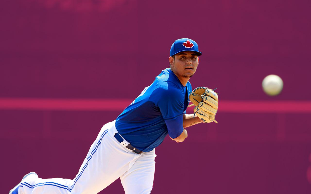 Roberto Osuna pitcher México Toronto Blue Jays