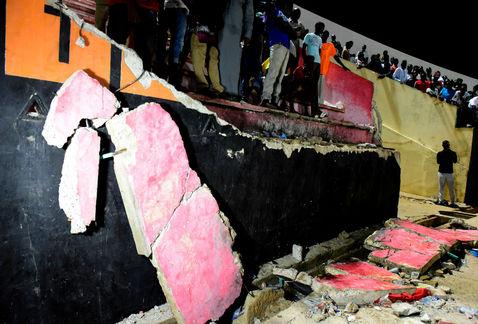 Senegal, futbol, muerte, aficionados, Dakar, elecciones, política