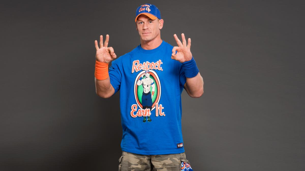 John Cena Ayuda Cambio Vidas Never Give Up