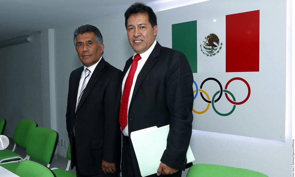 Federación de Atletismo Lozano Pineda destituido Israel Benítez detención