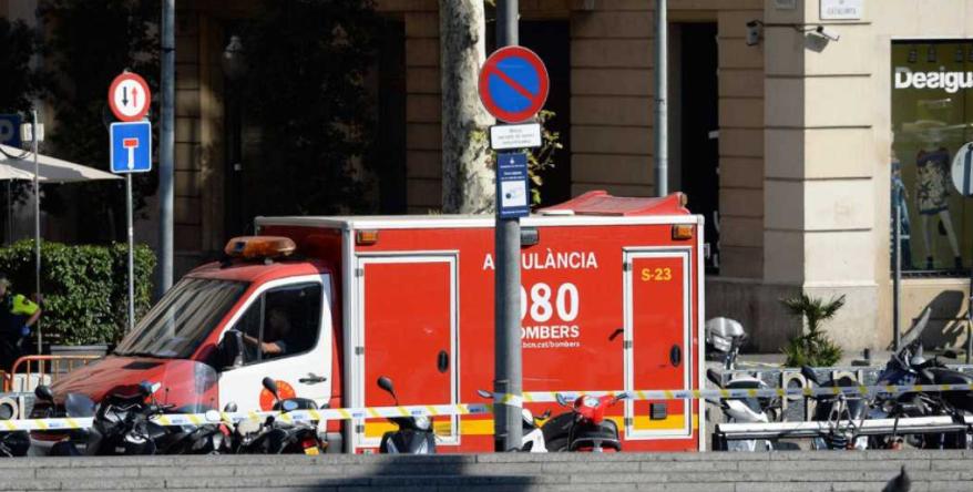 Barcelona, atentado terrorita, futbol, solidaridad, Real Madrid, Barcelona FC, La Liga, La Rambla