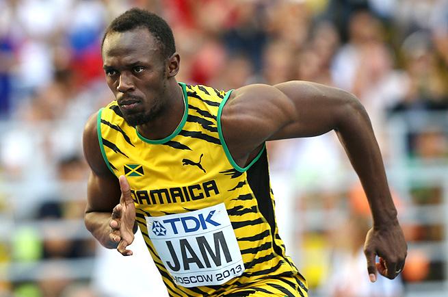 Usain Bolt, futbol, Inglaterra, atletismo, Burton Albion, retiro, Mundial Atletismo