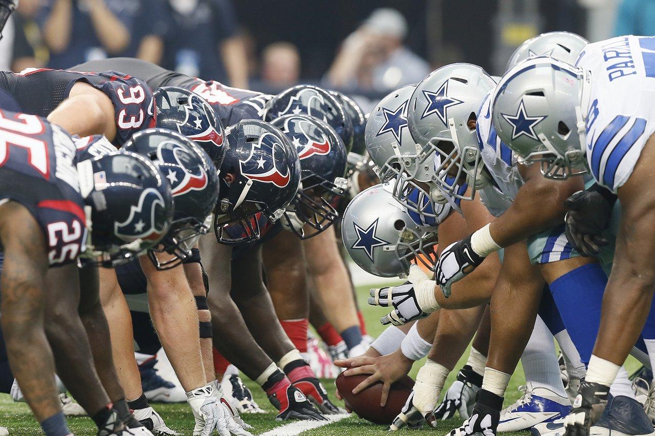Texans Dallas Houston cancelan partido pretemporada huracán Harvey