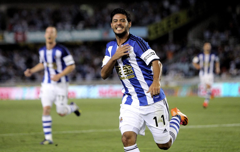 Carlos Vela Real Sociedad LAFC MLS Los Angeles