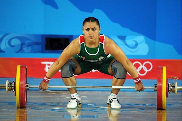 Damaris Aguirre Juegos Olímpicos Beijing Medalla Bronce