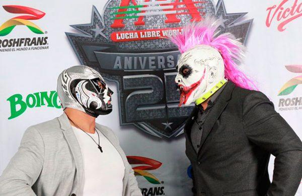 Triplemania XXV Transmisión Televisa Canal Cinco