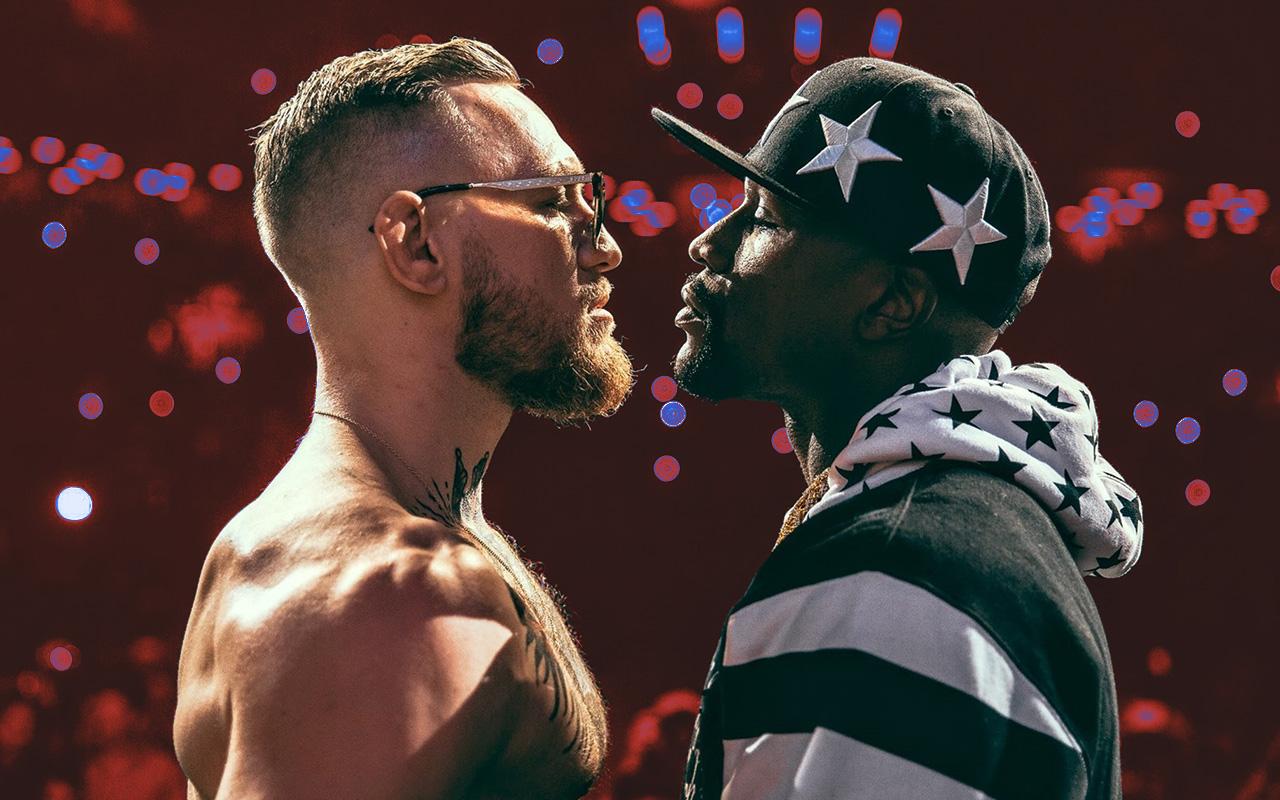 Floyd Mayweather, Conor McGregor, pelea del siglo, boxeo, UFC, guantes, Manny Pacquiao, Justin Beiber, Mauricio Sulaimán, el combate del año.