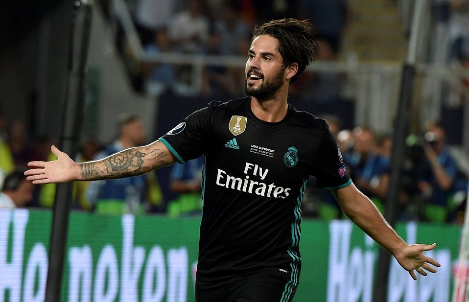 Isco Manchester United Fichaje Real Madrid