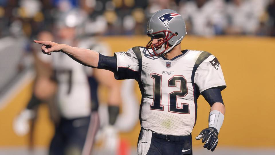 Madden 18 videojuego NFL Tom Brady México Disponible