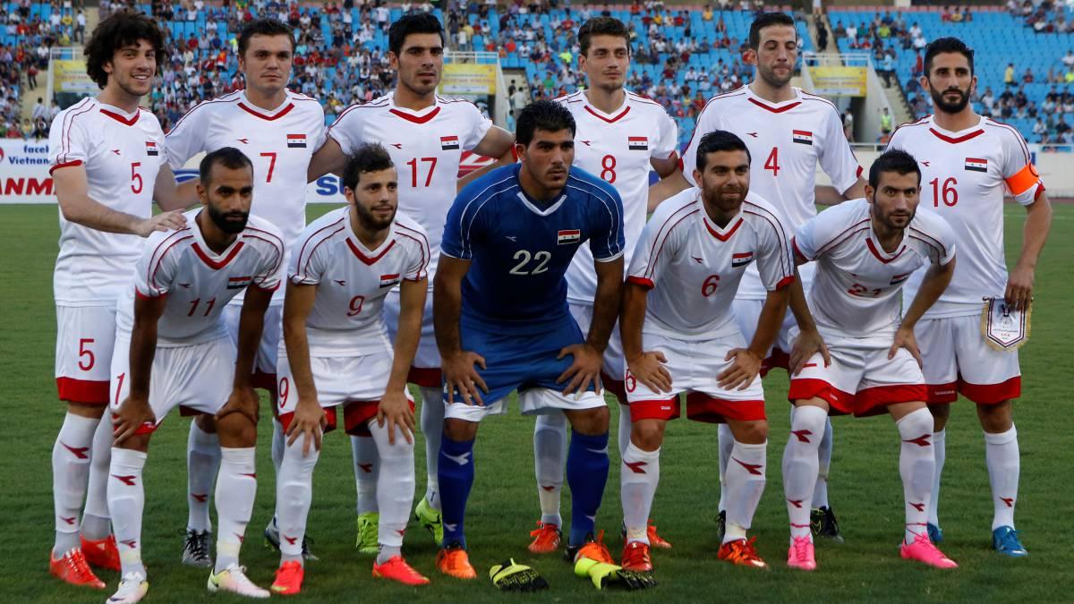 Siria, Repechaje, Mundial, Guerra, Rusia 2018, Selección de futbol, Irán
